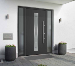 вхідні двері thermo65
