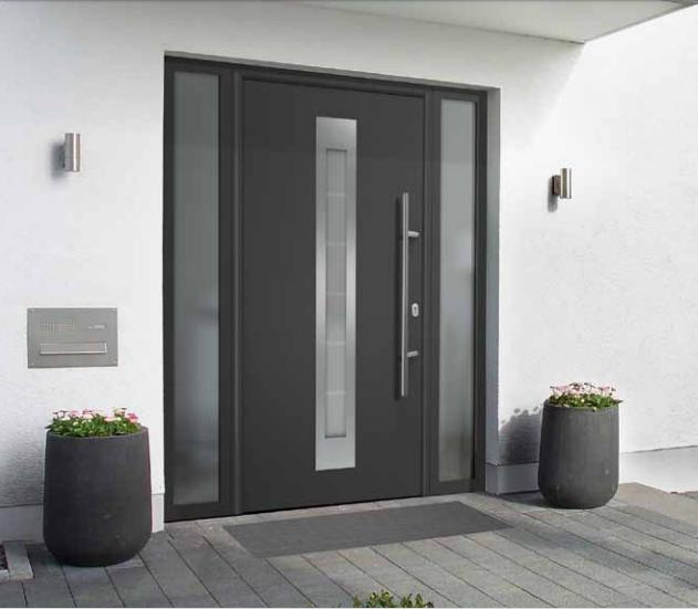 входные двери хьорман термо 65