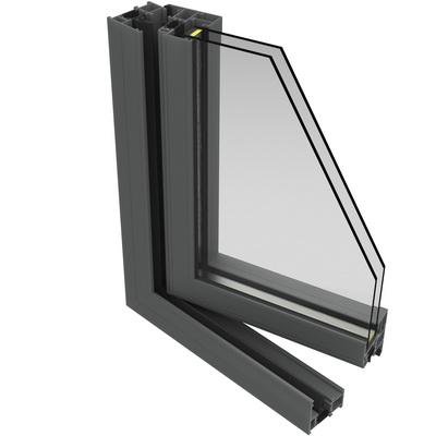 алюминиевый профиль талисман с60
