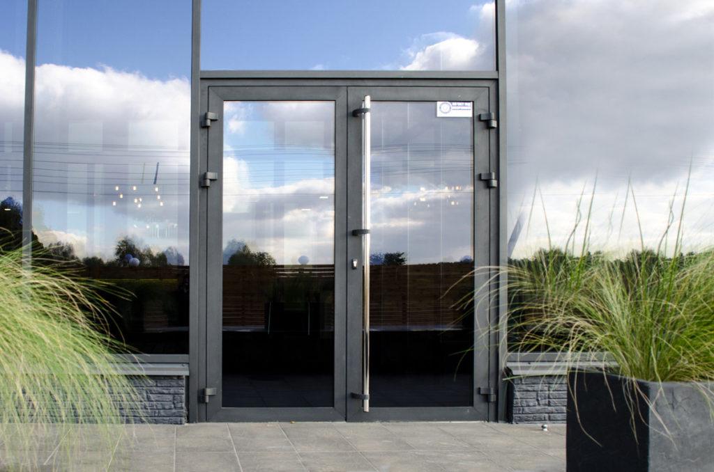 двери входные алюминиевые талисман С-9