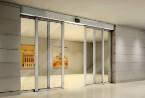 автоматичні двері, автоматичні розсувні двері