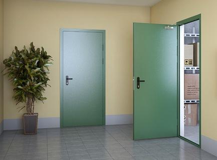 внутренние двери херман зк-1